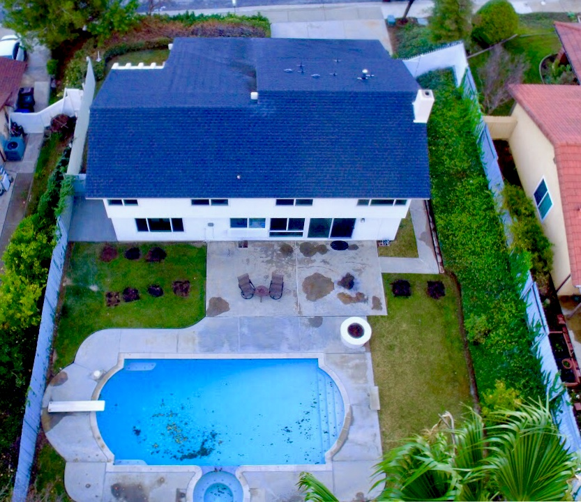 Hacienda Heights Property At 16843 Dawn Haven Rd - The House