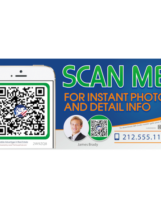 qrcode product image